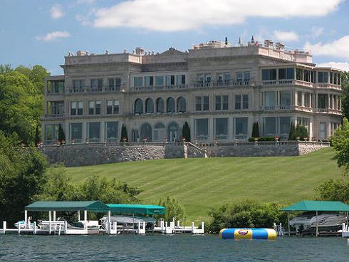 Otto Young And His Stone Manor Geneva Lakefront Realty