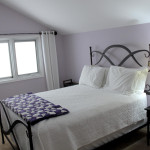 Guest Bedroom With Lakeview