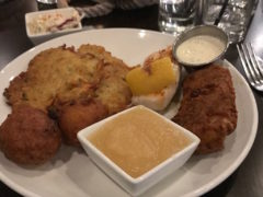Lake Geneva Yacht Club Fish Fry Review