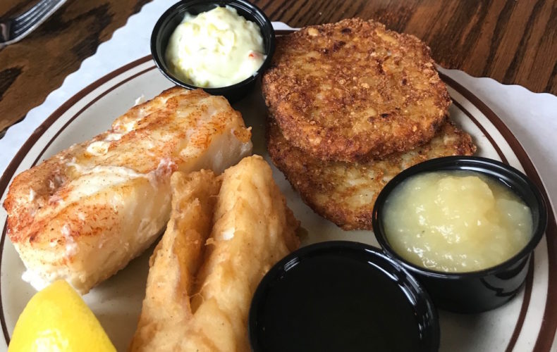 Mars Resort Fish Fry Review