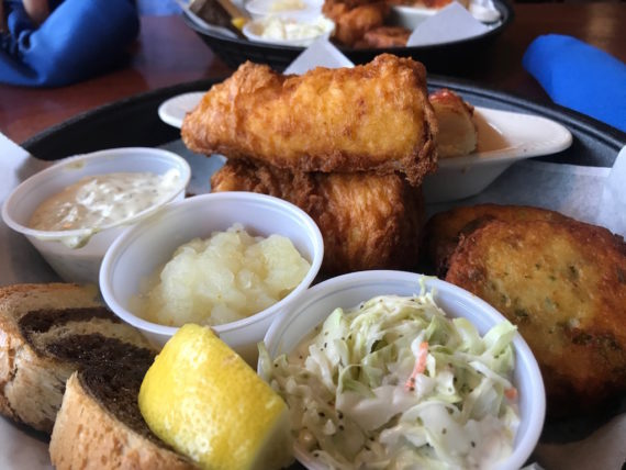 The Waterfront Fish Fry Review