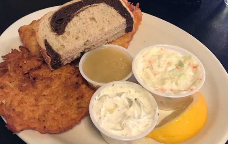 Ivan's On The Square Fish Fry Review