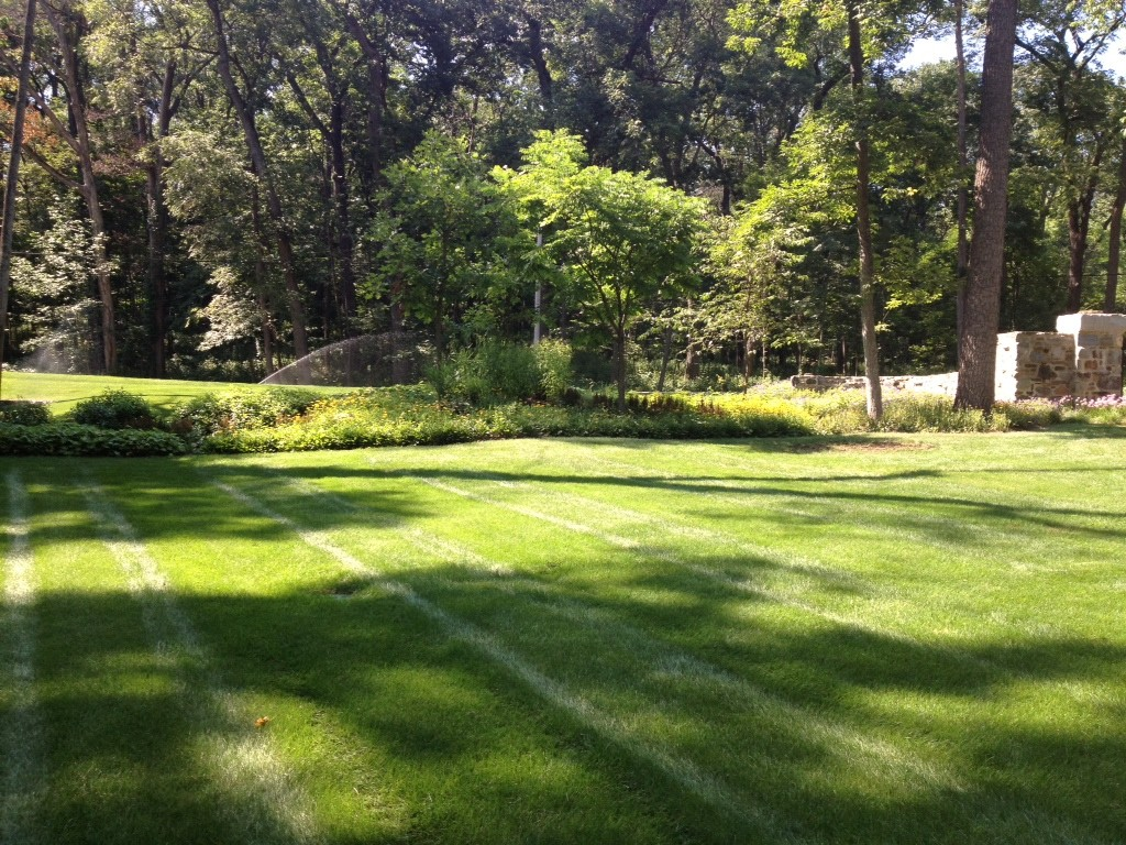 Four Acres of Manicured Gardens