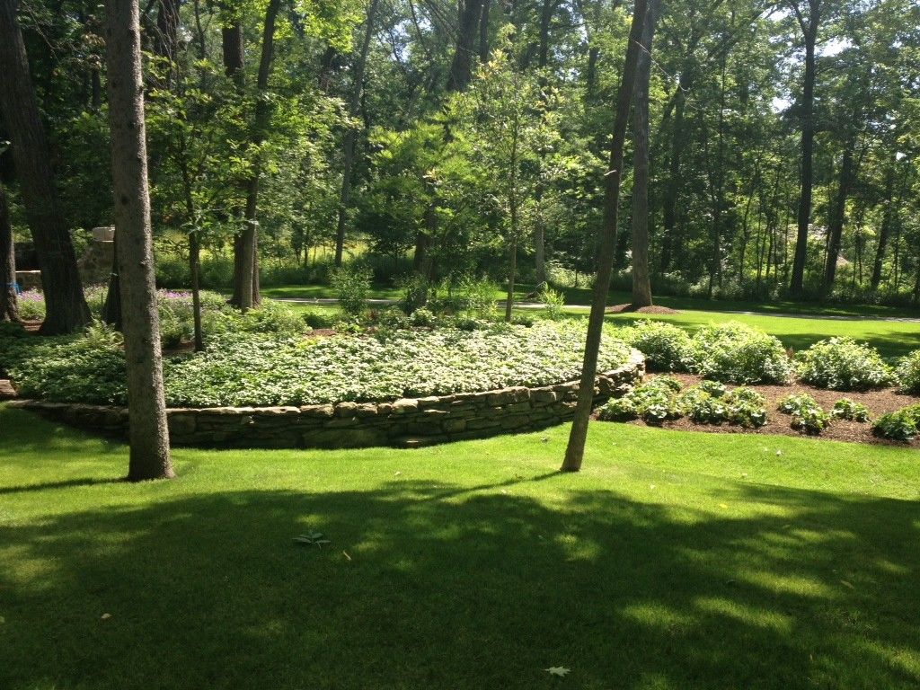 Pikewood. 181' level frontage, 4 manicured acres, $4.775MM