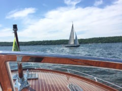 Geneva Lakes Antique Boat Show