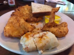 South Shore Bar Fish Fry Review