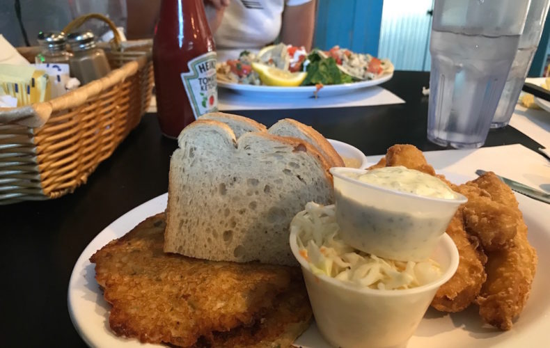 Daddy Maxwell's Fish Fry Review