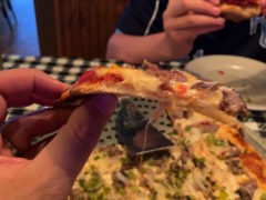 Gino's East Pizza Review