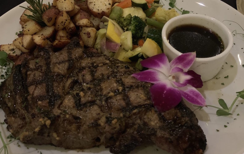 Jonathan's Steak Review