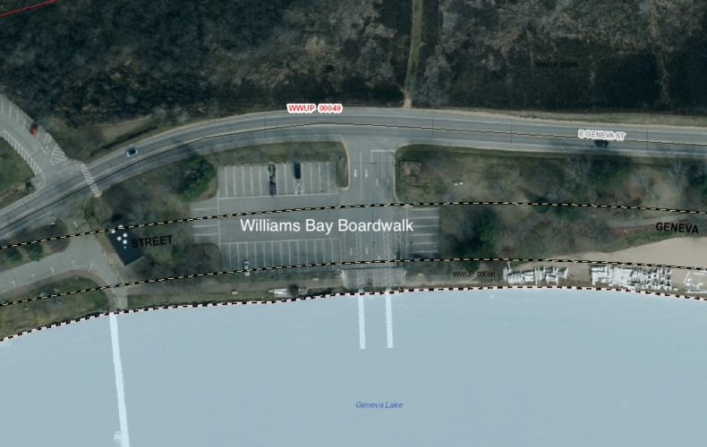 Williams Bay Boardwalk